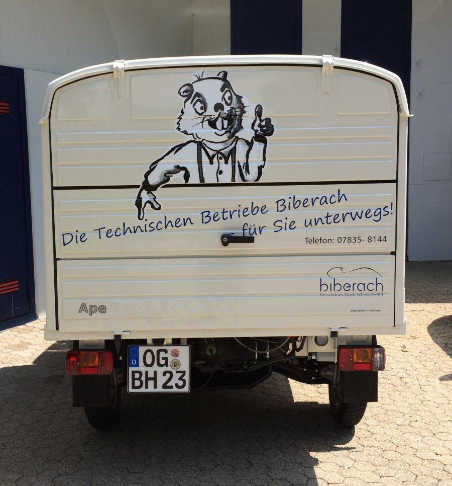 Gemeinde Biberach/Baden - Technische Betriebe
