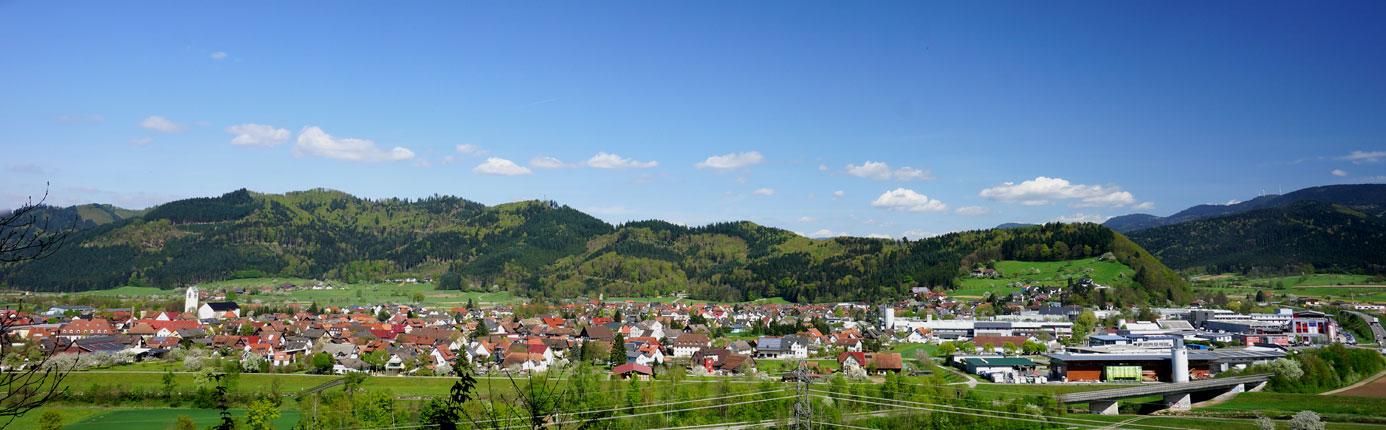 Gemeinde Biberachbaden Wirtschaft