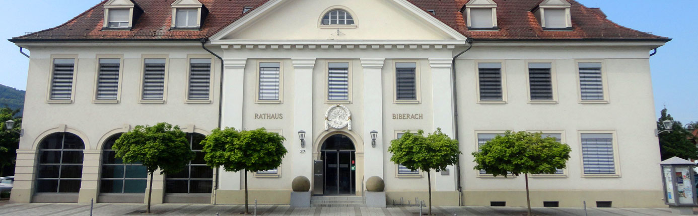 Gemeinde Biberachbaden Amtsblatt